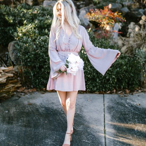 Spring Dresses For Wedding Guest | What To Wear To A Spring Wedding Linn Style by Jessica Linn