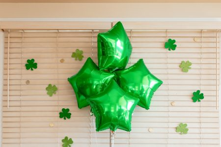 St. Patrick's Day Breakfast Party Table For Kids & Toddlers by Jessica Linn