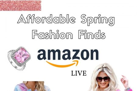 Amazon Fashion Finds | Affordable Spring Fashion & Accessories | Linn Style by Jessica Linn
