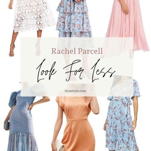 Rachel Parcell Look For Less | Linn Style by Jessica Linn