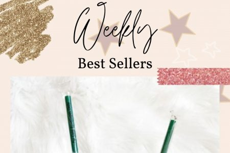 This Weeks Best Sellers | March 22-26, 2021 | by Jessica Linn