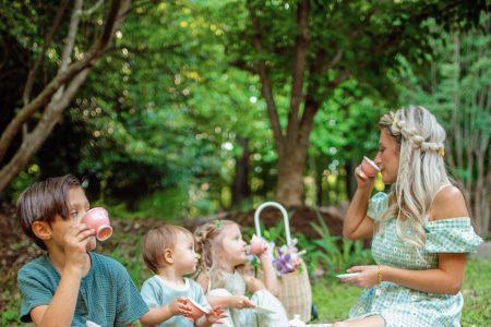 Tea Party | Cute Kid's Tea Sets by Jessica Linn