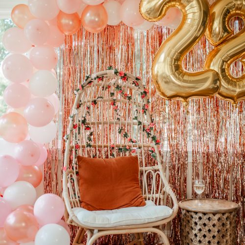 DIY Balloon Garland | Everything You Need To Make Your Own by Jessica Linn